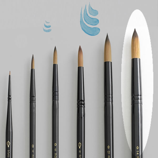 Ultimate II/Majestic™ Brushes