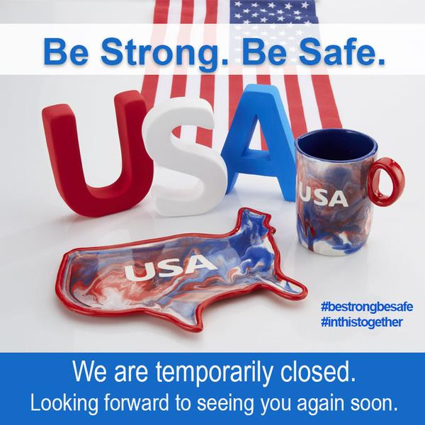 Be Strong - Temporarily Closed