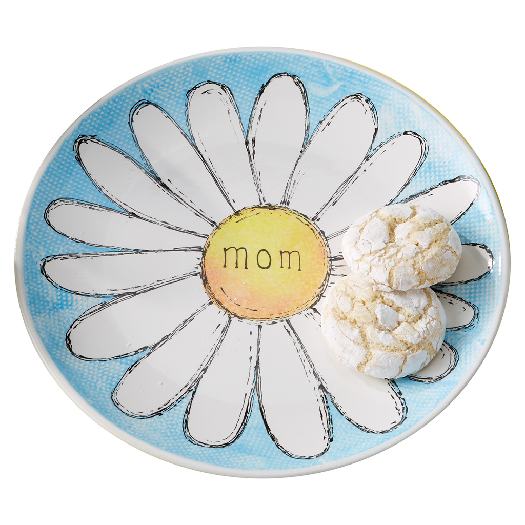 Mother's Day-sy Plate